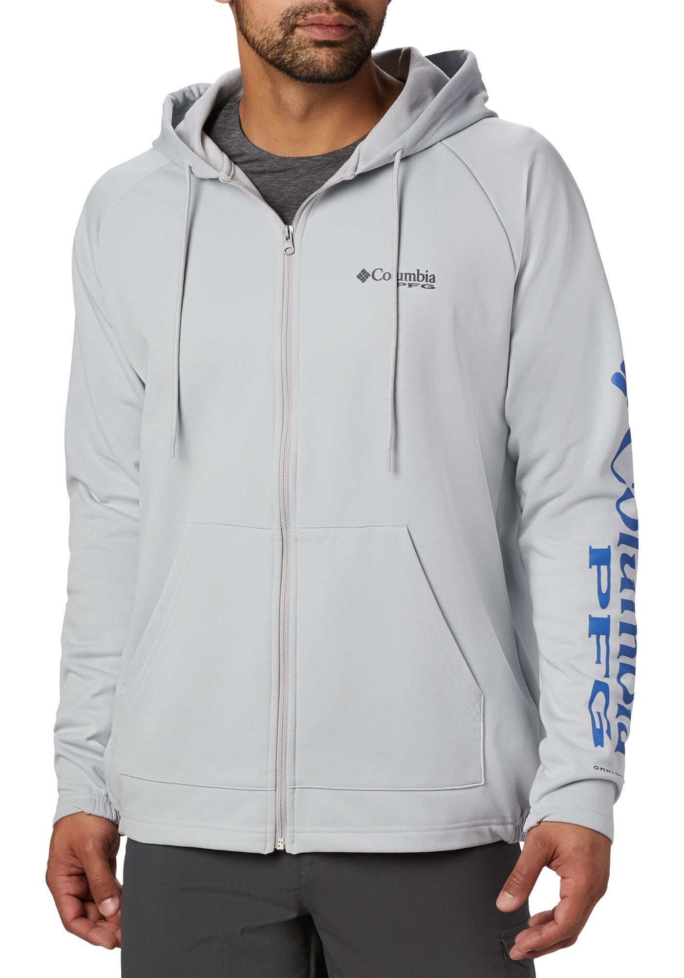 Columbia Men's Terminal Tackle Fleece Full Zip Hoodie