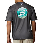 Columbia Men's Terminal Tackle PFG Photo Reel Graphic T-Shirt