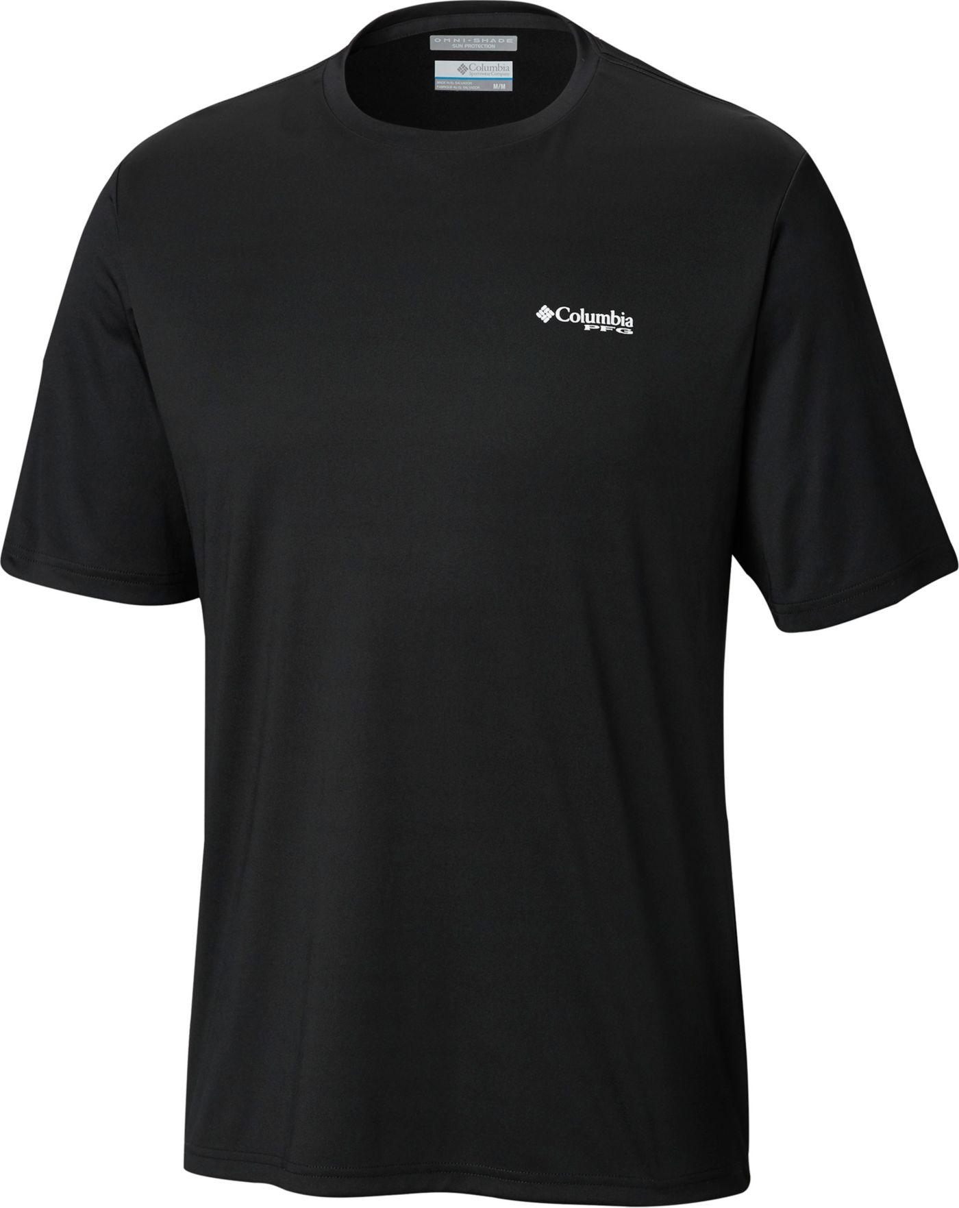 Columbia Men's Terminal Tackle PFG Printed Fish T-Shirt