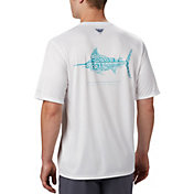 Columbia Men's Terminal Tackle PFG Tribal Fish T-Shirt