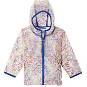 Columbia Little Boys' Translucent Trail Rain Slicker
