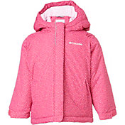 Columbia Toddler Girls' Horizon Ride Jacket