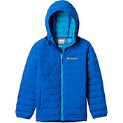Columbia Little Boys' Powder Lite Hooded Jacket
