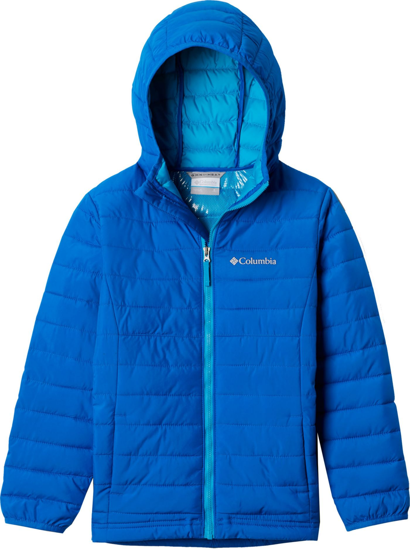 Columbia Little Boys' Powder Lite Hooded Jacket