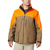 Columbia Men's Ptarmigan Interchange Parka Hunting Jacket