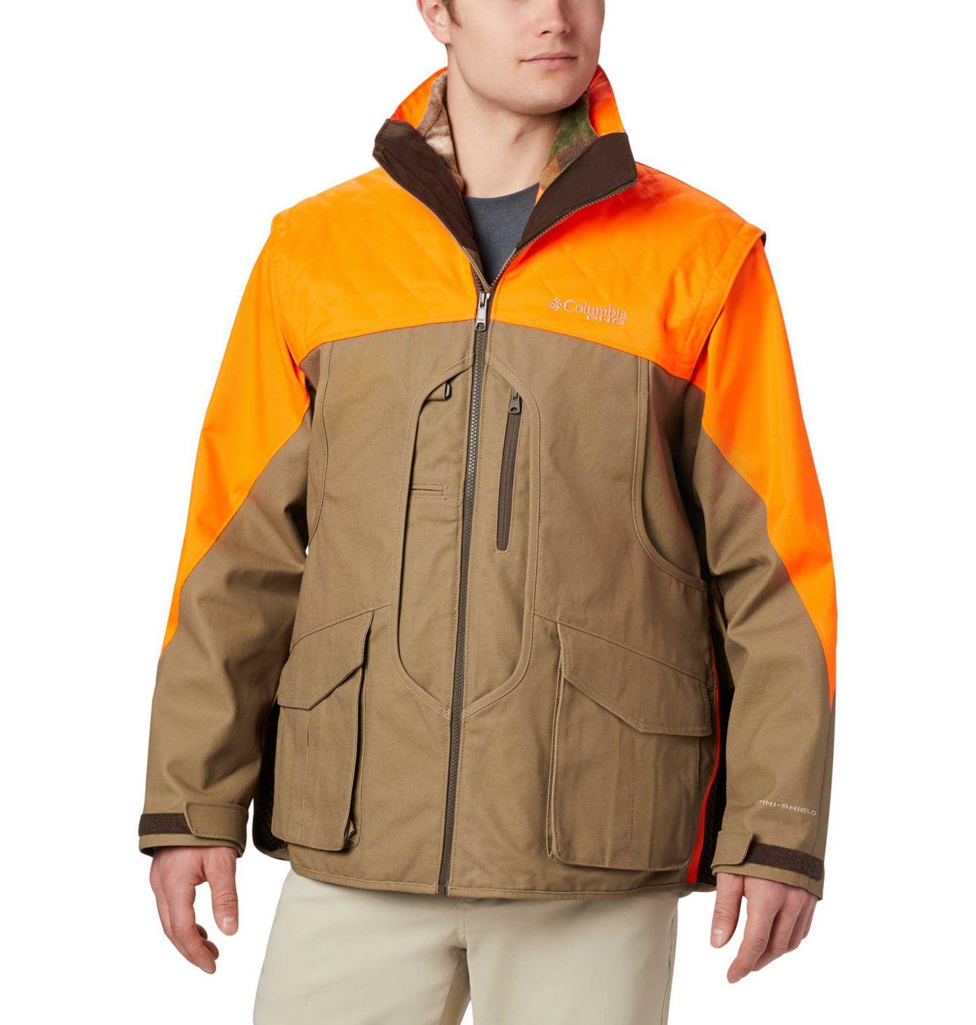 Columbia Men's Ptarmigan Interchange Parka Hunting Jacket