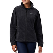 Columbia Women's Benton Springs Print Full Zip Fleece Jacket