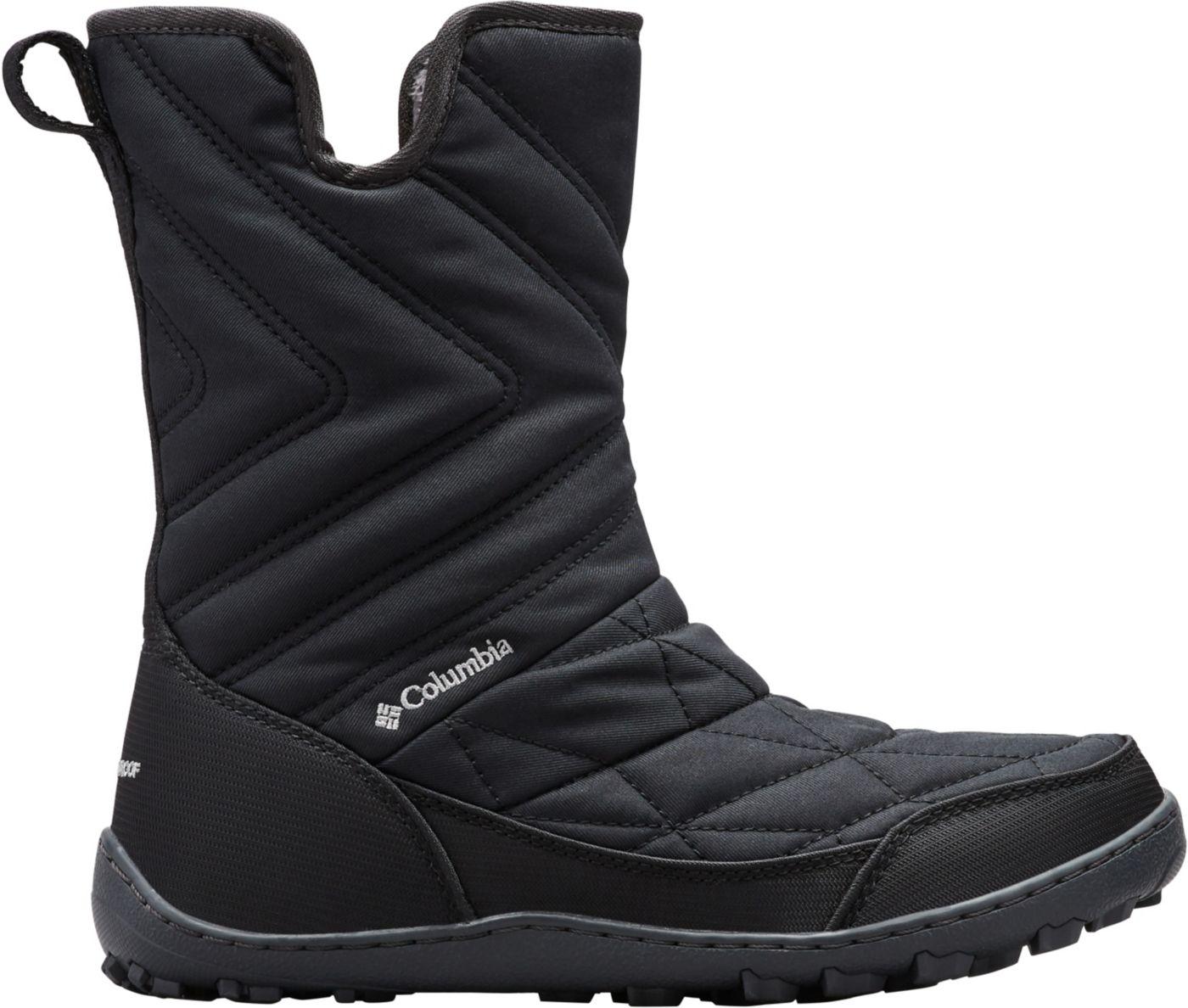 Columbia Women's Minx Shorty III Slip 200g Waterproof Winter Shoes