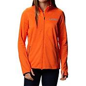 Columbia Women's Auburn Tigers Orange Sapphire Trail Full-Zip Jacket