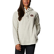 Columbia Women's Auburn Tigers Darling Days Full-Zip White Hoodie