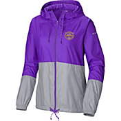 Columbia Women's 2019 National Champions LSU Tigers Flash Forward Full-Zip Jacket