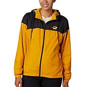 Columbia Women's Missouri Tigers CLG Flash Forward Lined Black Jacket