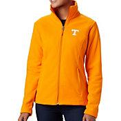 Columbia Women's Tennessee Volunteers Tennessee Orange Give & Go Full-Zip Jacket