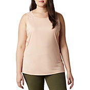 Columbia Women's Plus Size Peak to Point II Tank Top