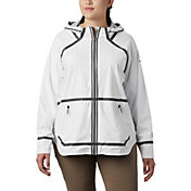 Columbia Women's Plus Size OutDry EX Reversable II Rain Jacket