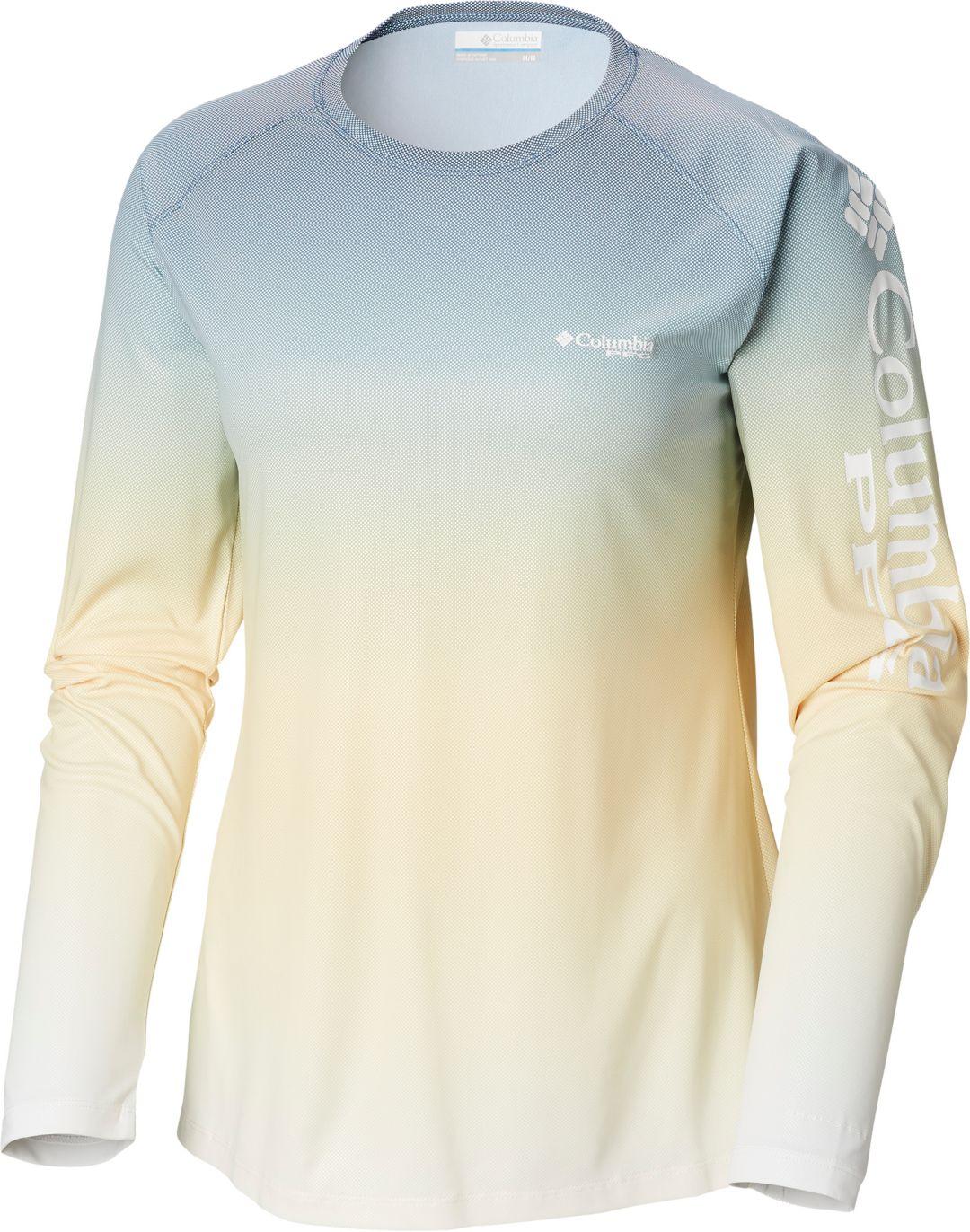61ab9ad6f9 Columbia Women's Tidal Deflector Long Sleeve Shirt