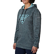 Columbia Women's Tidal PFG Graphic Fleece Hoodie