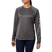 Columbia Women's Tidal Heather Long Sleeve Shirt