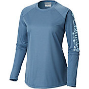 Columbia Women's Tidal Heather Long Sleeve Shirt