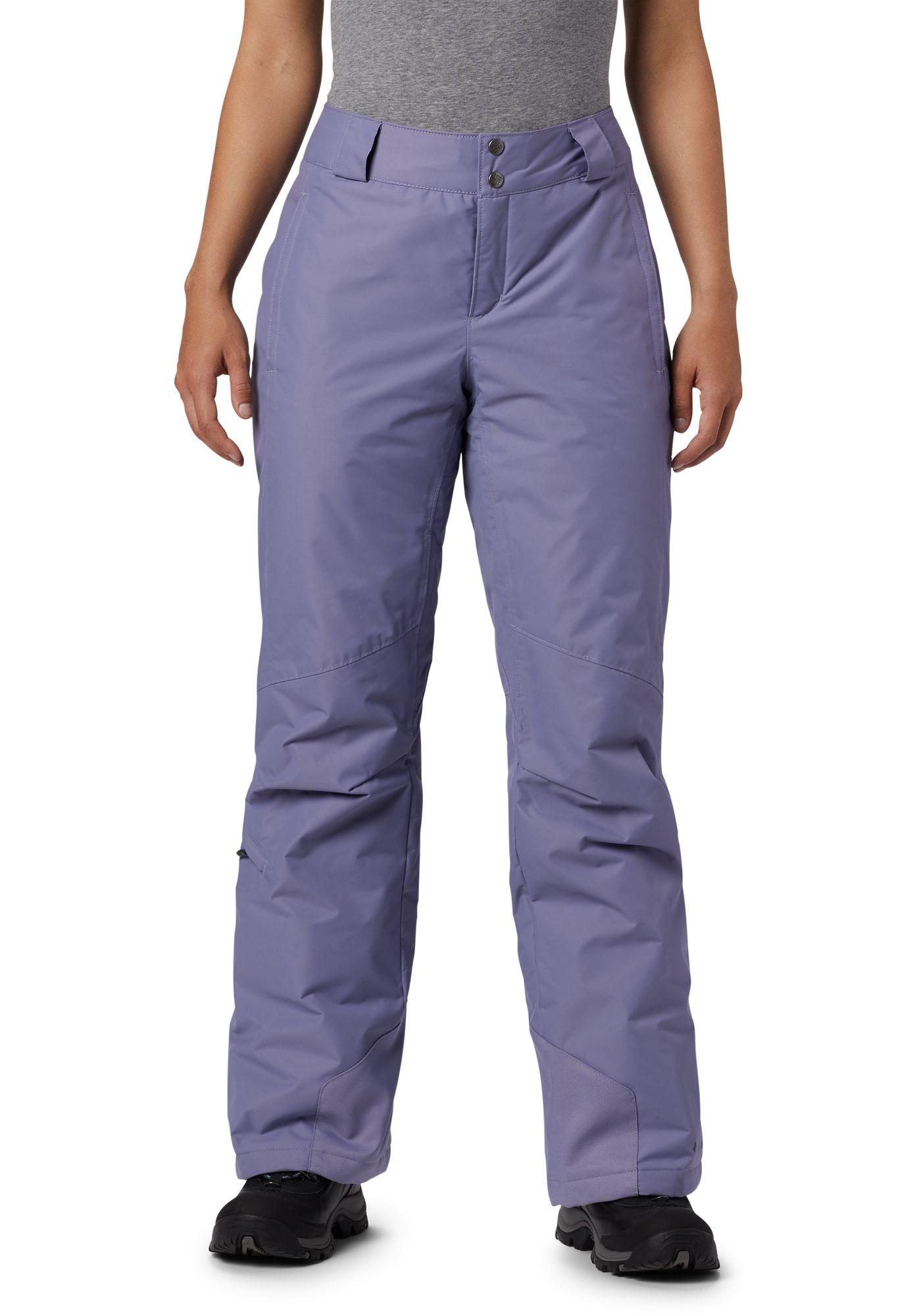 Columbia Women's Bugaboo Omni-Heat Snow Pants