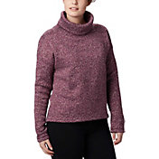 Columbia Women's Chillin Fleece Pullover Sweater