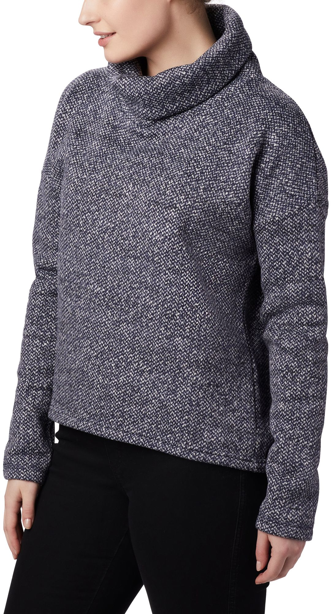 863f8d6a549 Columbia Women's Chillin Fleece Pullover Sweater