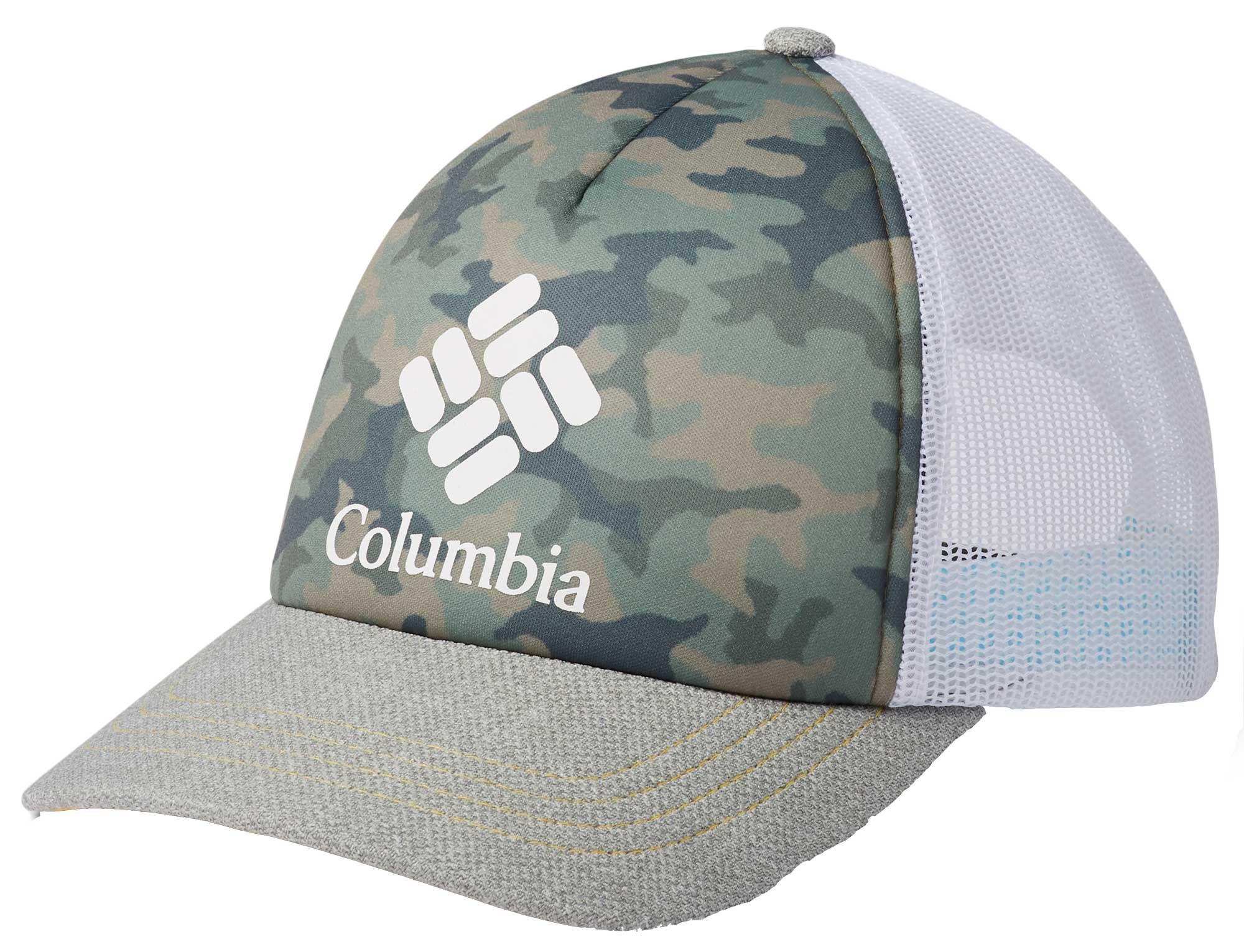 Columbia Women's Mesh II Hat, Size: One size, Cypr Camo/Col Gy Hetr/Wht thumbnail