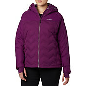 Columbia Women's Plus Size Grand Trek Down Jacket