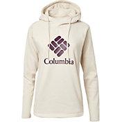 Columbia Women's Hart Mountain Logo Hoodie