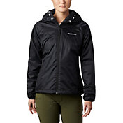 Columbia Women's Ulica Full-Zip Rain Jacket