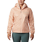 Columbia Women's Ulica Full-Zip Rain Jacket