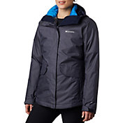 Columbia Women's Emerald Lake II Interchange Jacket