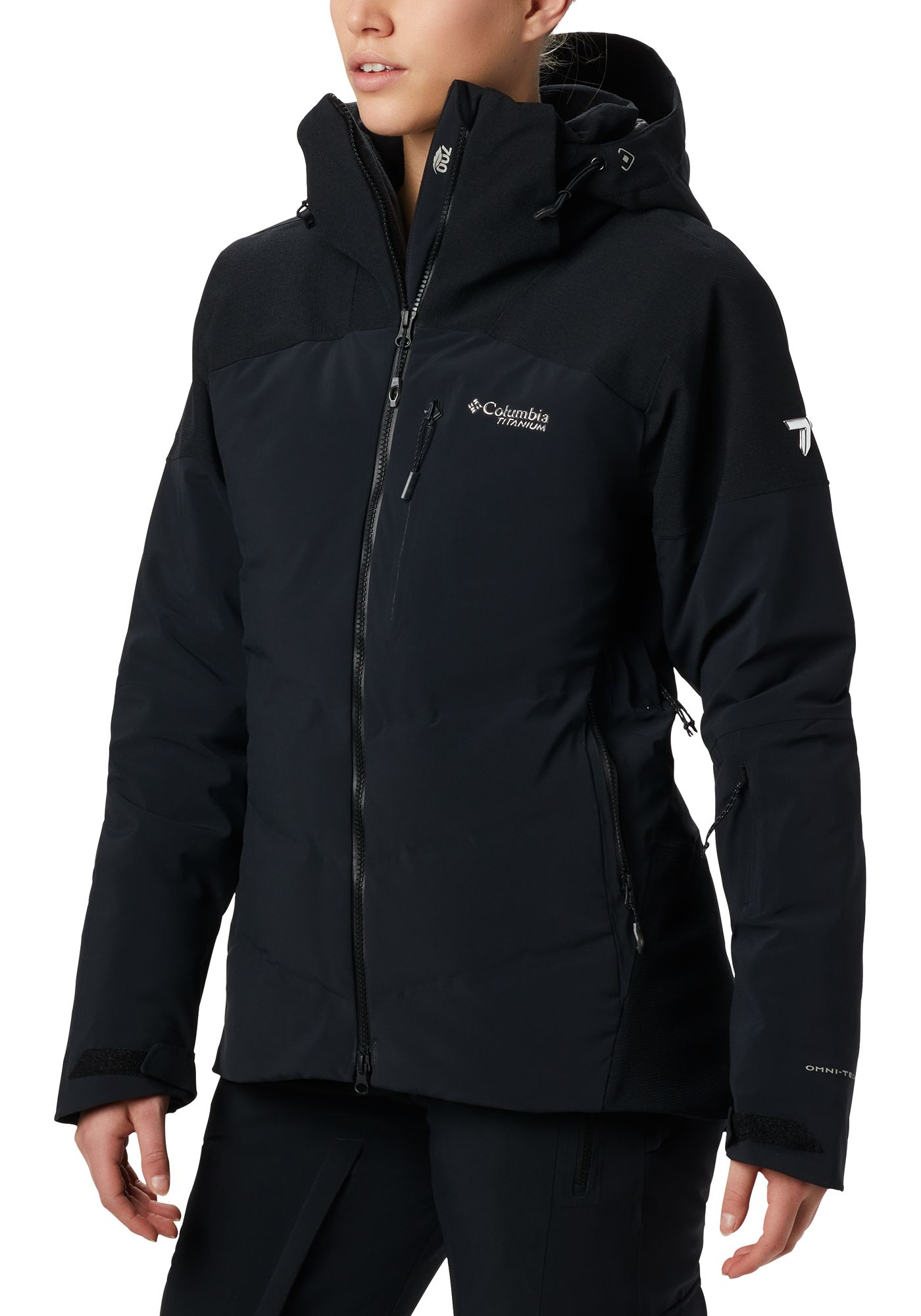 Columbia Women's Powder Keg II Down Jacket