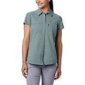 Columbia Women's Titanium Irico Short Sleeve Shirt