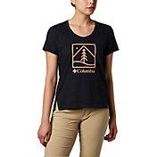 Columbia Women's Rose Summit Graphic T-Shirt