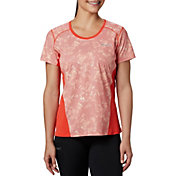 Columbia Women's Solar Chill 2.0 Short Sleeve T-Shirt