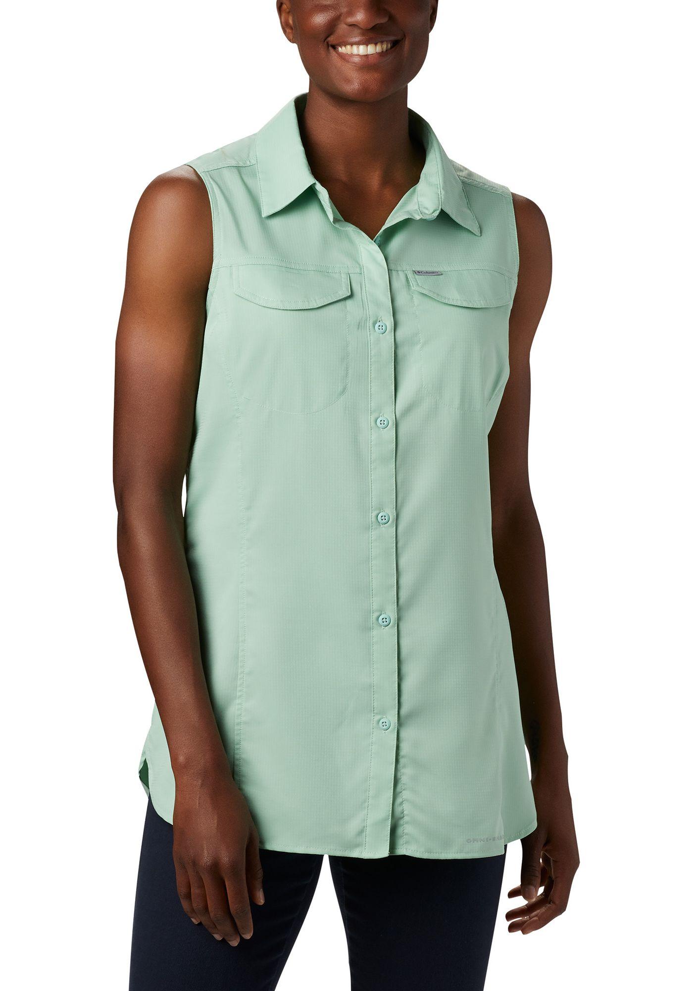 Columbia Women's Silver Ridge Lite Sleeveless Shirt