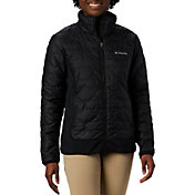 Columbia Women's Seneca Basin Hybrid Jacket