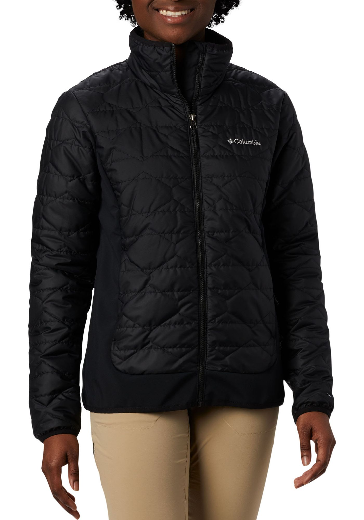 Columbia Women's Seneca Basin Hybrid Jacket