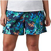 Columbia Women's Sandy River II Printed Shorts