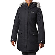 Columbia Women's Suttle Mountain Long Insulated Jacket