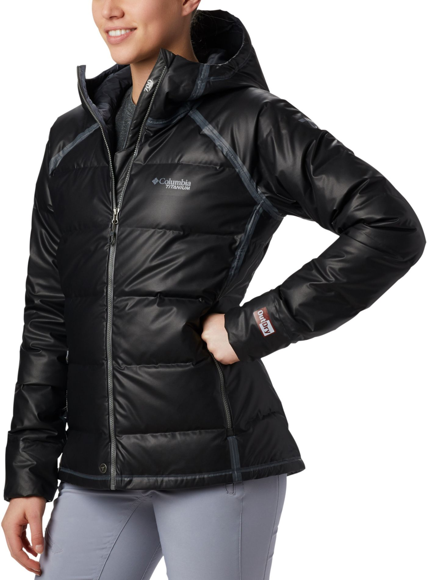 Columbia Women's Outdry Ex Alta Peak Down Jacket