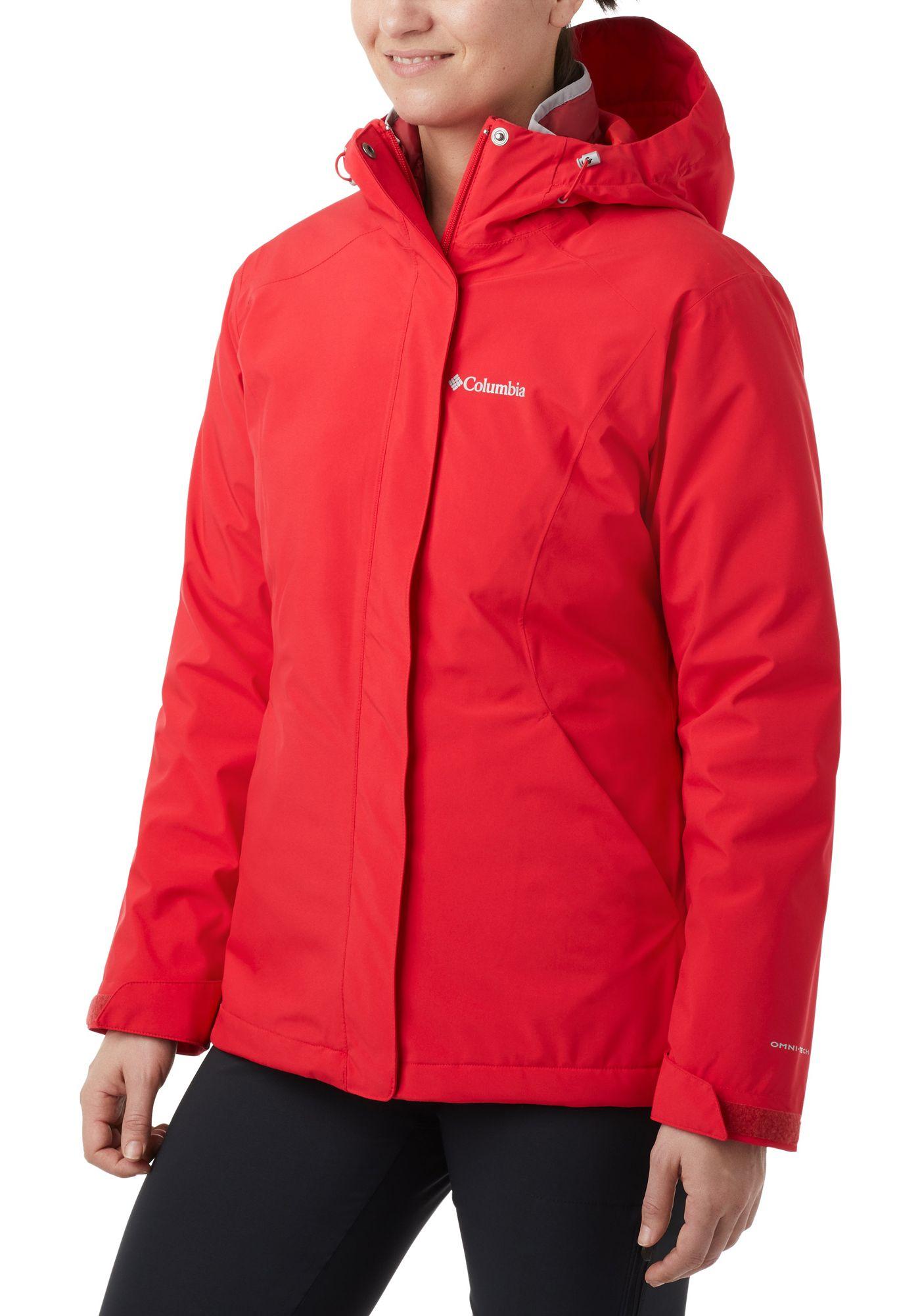 Columbia Women's Tolt Track Interchange Jacket