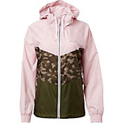 Columbia Women's Torreys Peak Hooded Windbreaker