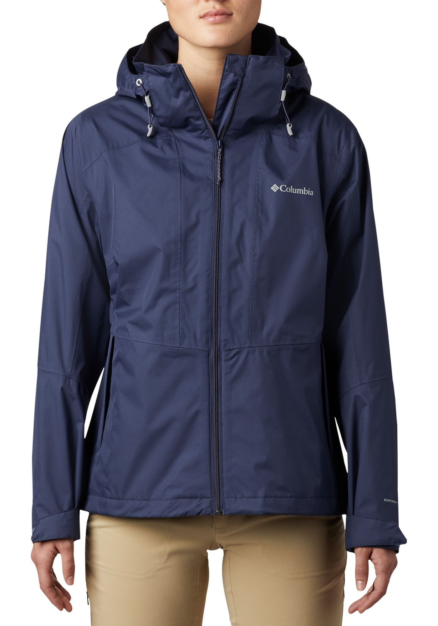 Columbia Women's Windgates Rain Jacket