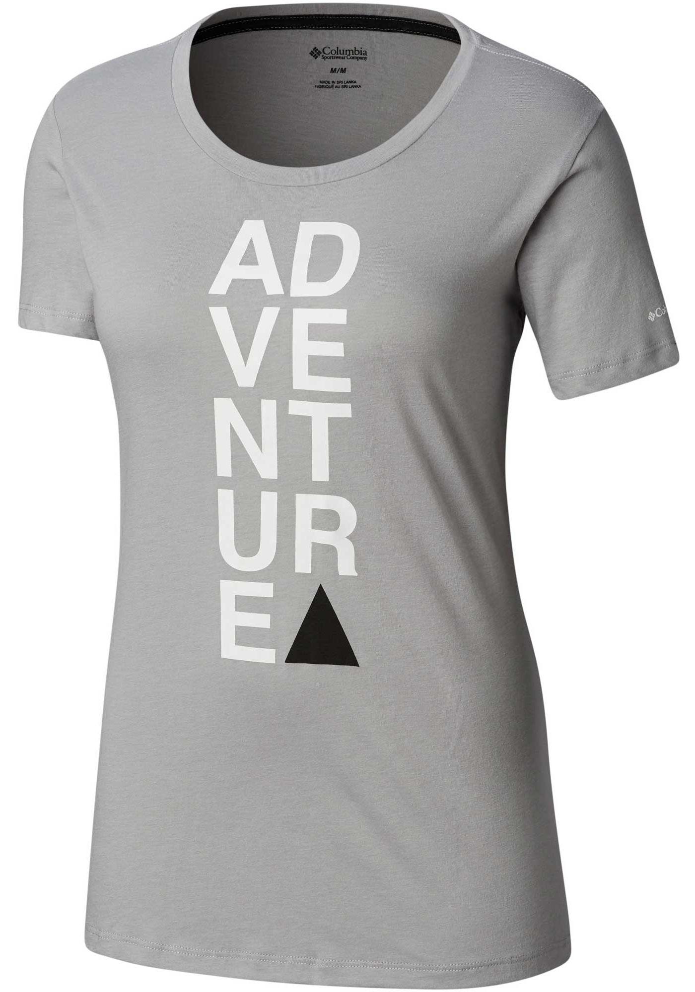 Columbia Women's Word Block T-Shirt