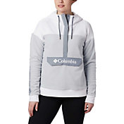 Columbia Women's Exploration Fleece Anorak Hoodie