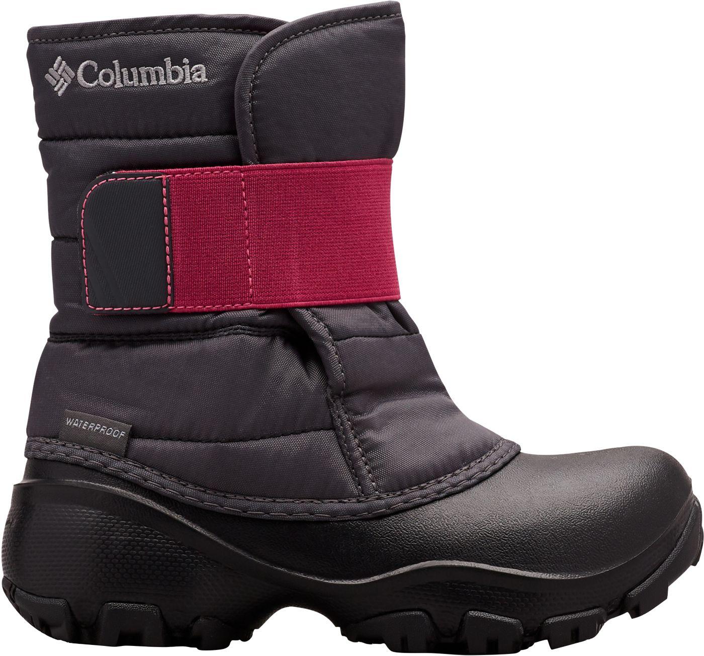 Columbia Kids' Rope Tow Kruser 2 200g Waterproof Winter Boots