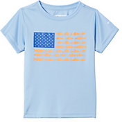 Columbia Youth PFG Finatic T-Shirt