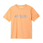 Columbia Boy's PFG Printed Logo Graphic T-Shirt